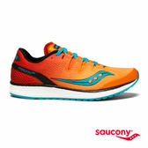 SAUCONY FREEDOM ISO 專業訓練鞋款-橘x艷紅