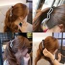 【NiNi Me】 韓系髮飾 時尚氣質水...