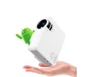投影儀手機投影儀家用辦公高清wifi無線微小型投影機便攜式家庭影院宿舍臥室墻lx 雙12