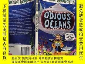 二手書博民逛書店ODIOUS罕見OCEANS :可惡的海洋Y200392