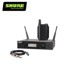 SHURE GLXD14R 無線樂器收音系統-吉他/貝斯/靜音提琴均適用-原廠公司貨