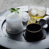 矽膠冰格 大號冰球模 威士忌酒球形冰格 自制冰粒 圓形冰格送冰夾 歐萊爾藝術館