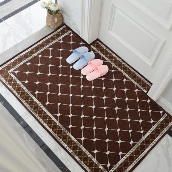 地墊門墊客廳進門入戶可裁剪地毯現代簡約家用吸塵可機洗的腳墊【快速出貨】