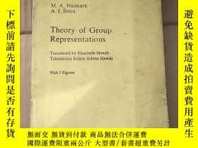二手書博民逛書店theory罕見of group representations (P812)Y173412