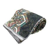 (B6) 矽膠止滑瑜珈巾 瑜珈鋪巾 超細纖維 止滑鋪巾 瑜珈墊 地墊 SNAY11泰象 [陽光樂活]