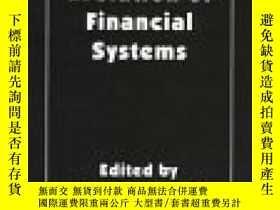 二手書博民逛書店The罕見Recent Evolution Of Financial Systems-近期金融體系的演變Y43
