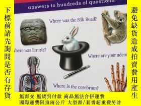 二手書博民逛書店Tell罕見Me Where?: Answers to Hund
