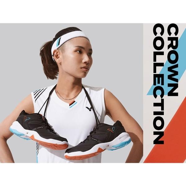VICTOR 男女羽球鞋(免運 訓練 運動 勝利 寬楦 3E 羽毛球 戴資穎≡體院≡ P9200CC-CA