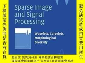 二手書博民逛書店Sparse罕見Image And Signal ProcessingY256260 Jean-luc Sta