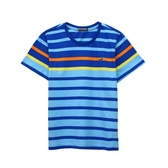 『小鱷魚童裝』經典鱷魚條紋T恤(08號~18號)557401