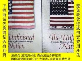 二手書博民逛書店The罕見Unfinished Nation: A Concis