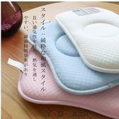 3D涼感枕 頭型枕 新生兒枕 防扁頭枕機能型 寶寶3D可水洗頭型枕 定型枕 嬰兒枕 寶寶枕【FB0004】