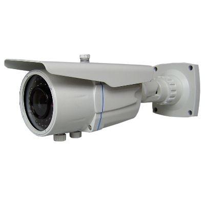 【CHICHIAU】SHARP 540TVL可調式變焦固定光圈攝影機