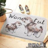 入戶門地墊絲圈門口墊子門廳衛生間地毯 (45*75cm)四款選擇