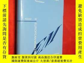 二手書博民逛書店The罕見European Commission s Juris