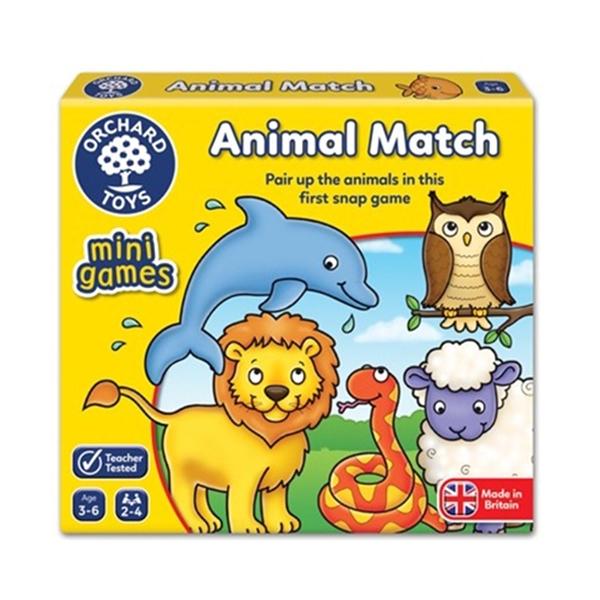 【英國 Orchard Toys】兒童桌遊-反應力 快手配對 OT-363