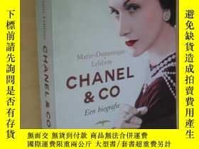 二手書博民逛書店英文原版罕見Chanel & COY7215 Marie-Dominique Lelievre Uitgeve
