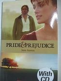 【書寶二手書T7/原文小說_GGH】Pride & Prejudice Book & CD_SCHOLASTIC