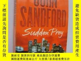 二手書博民逛書店英文原版Sudden罕見Prey by John Sandfor