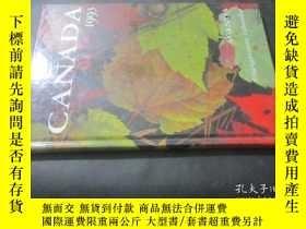 二手書博民逛書店CANADA罕見1993日曆本 如圖Y6713 CANADA 1