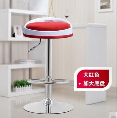 竹璟升降吧台椅酒吧椅子網布收銀高腳凳子時尚簡約歐式轉椅升降椅3(主圖款)