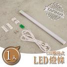照明燈/小夜燈/樓梯燈【配件類】USB 觸碰式開關超薄型 LED 燈  dayneeds
