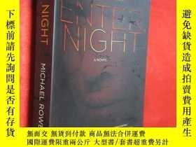 二手書博民逛書店Enter,罕見Night (小16開) 【詳見圖】Y5460