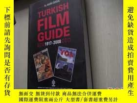 二手書博民逛書店TURKISH罕見FILM GUIDE 1917-2008 土耳