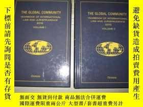 二手書博民逛書店The罕見Global Community: Yearbook of International Law and