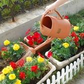 愛麗思IRIS 簡約花草灑水壺 樹脂噴壺 大容量園藝噴水壺BTW 3.6L