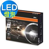 OSRAM 汽車LED大燈 火影者 HI/H7/H8/H11/H16/HB3 9005/HB4 9006 25W 6000K 酷白光(2入)