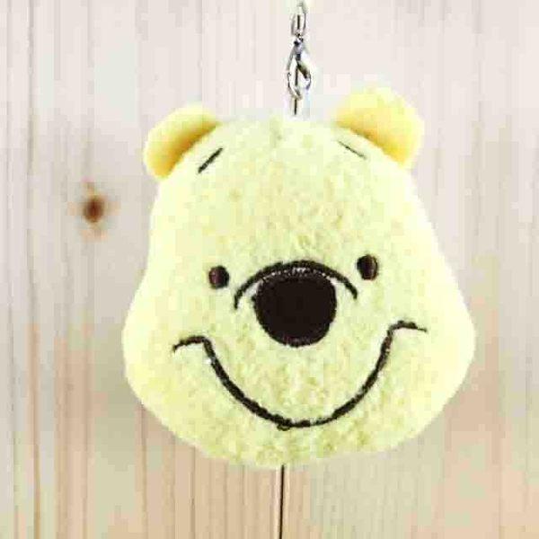 【震撼精品百貨】Winnie the Pooh 小熊維尼~防塵塞擦拭絨毛-臉