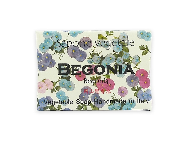 岡山戀香水~義大利 Alchimia 阿奇米亞 草本海棠手工香皂  125g~優惠價:69元