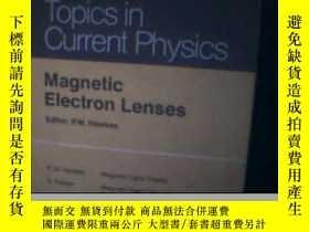 二手書博民逛書店Magnetic罕見Electron Lenses (Topic