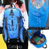 戶外登山包大容量輕便旅行背包旅遊雙肩包防水包-Catsbag-001120319