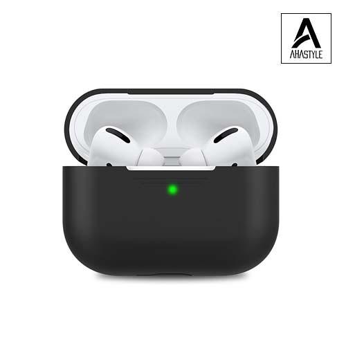 【現貨+預購】AHAstyle AirPods Pro 連體式經典款保護套 蘋果 抗噪耳機 耳機保護套 保護殼 撞色