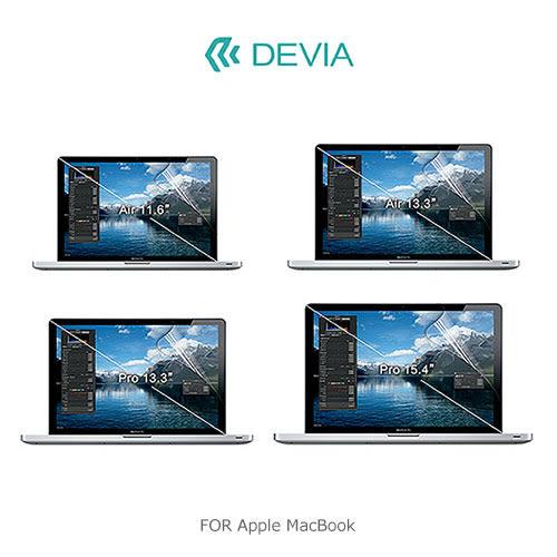 摩比小兔~ DEVIA Apple MacBook 12 吋 螢幕保護貼 超清 保護