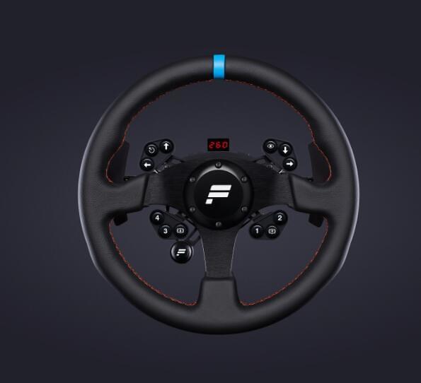 [2美國直購] fanatec 方向盤 CLUBSPORT STEERING WHEEL R330 V2