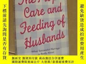 二手書博民逛書店The罕見Proper Care and Feeding of Husbands:What successful