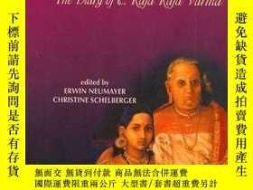 二手書博民逛書店Raja罕見Ravi Varma: Portrait of an