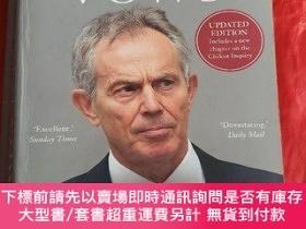 二手書博民逛書店Broken罕見Vows—Tony Blair The Tragedy of Power Tom Bower 書邊
