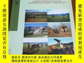 二手書博民逛書店THE罕見10TH MEETING OF UNESCO-MAB