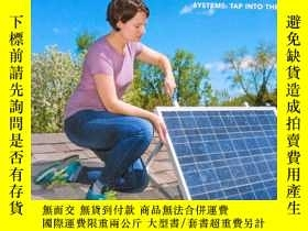 二手書博民逛書店DIY罕見Solar Projects - Updated Ed