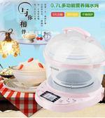 燕窩專用隔水電燉盅 迷你BB煮粥煲湯 BQ1300『夢幻家居』