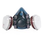 活性炭防毒口罩面具面罩化工氣體防塵透氣電焊防煙噴漆打農藥專用