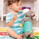 兒童手風琴 斑馬手風琴比樂寶寶早教音樂器幼兒童啟蒙玩具1-3-5歲 珍妮寶貝