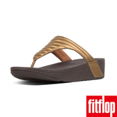 熱銷推薦5折【FitFlop】LULU PADDED TOE THONGS(銅色)