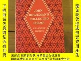 二手書博民逛書店JOHN罕見BETJEMANS COLLECTED POEMSY