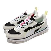 Puma 休閒鞋 R78 Trek 灰 白 男鞋 女鞋 復古 拼接撞色 運動鞋 【ACS】 380728-04