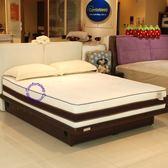 美國Debbie黛比[Air Cool涼感水冷膠棉]6x7尺雙人特大獨立筒床墊, 送純棉床包式保潔墊